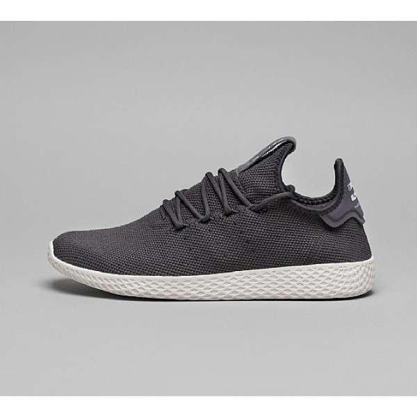 Günstig Adidas Pharrell Williams Hu Herren Schwarz Tennisschuhe Outlet