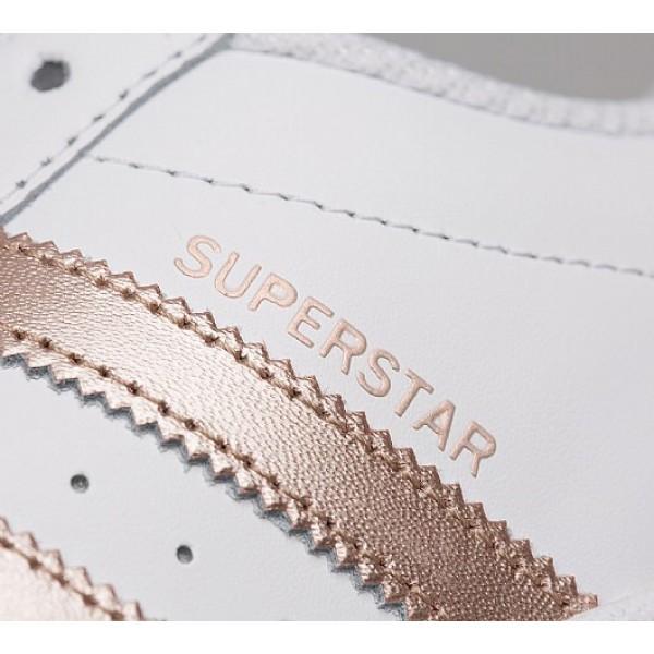 Günstig Adidas Superstar Foundation Damen Weiß Turnschuhe Outlet