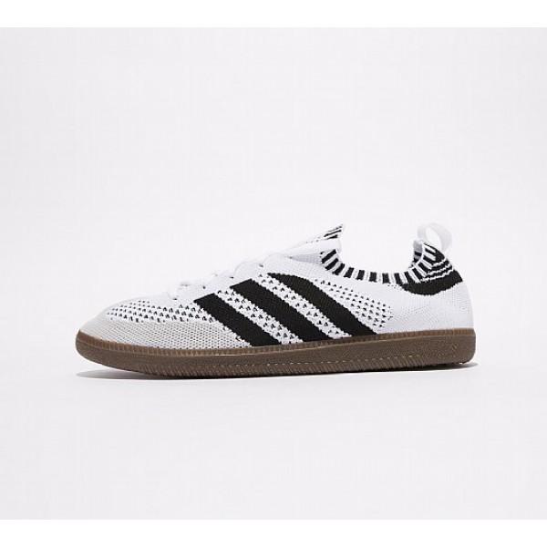 Günstig Adidas Samba Sock Primeknit Herren Weiß ...