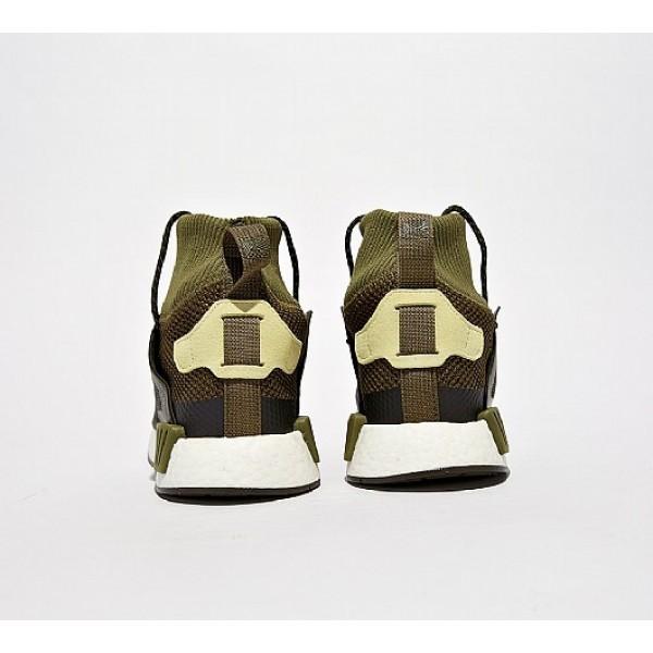 Günstig Adidas NMD XR1 Herren Olive Laufschuhe Auslauf