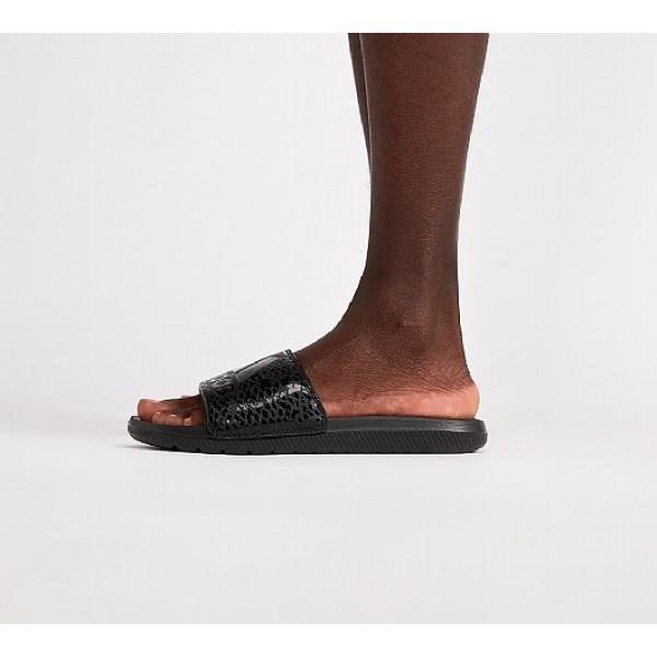 Günstig Adidas Voloomix Graphics Herren Schwarz Sandalen Outlet