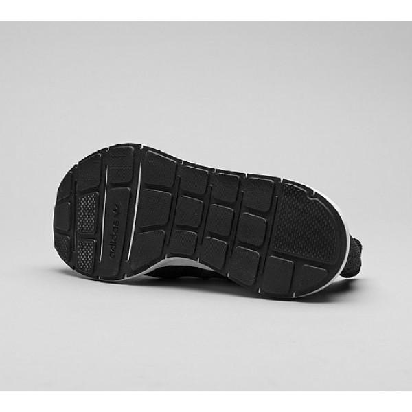 Günstig Adidas Swift Herren Schwarz Laufschuhe Auslauf