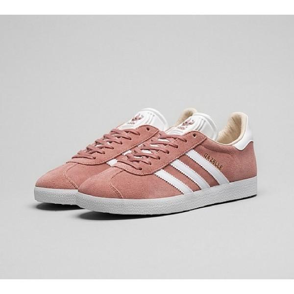 Günstig Adidas Gazelle Damen Rosa Turnschuhe Verkauf