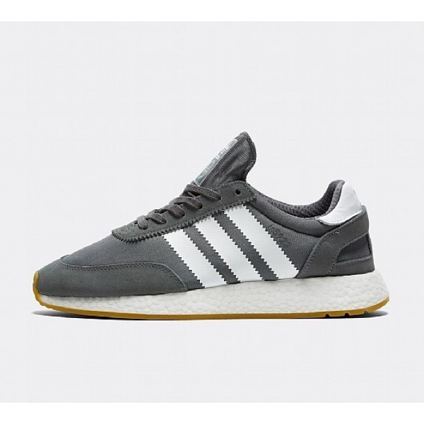 Günstig Adidas I-5923 Boost Runner Herren Grau La...