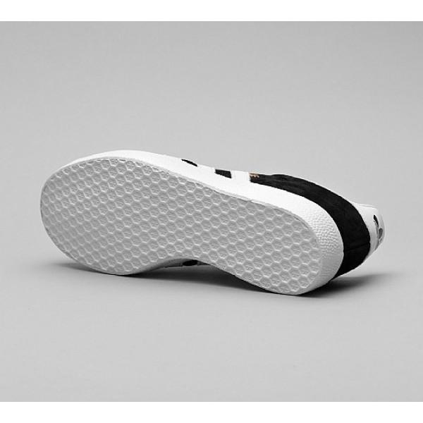 Günstig Adidas Gazelle Herren Schwarz Turnschuhe Outlet
