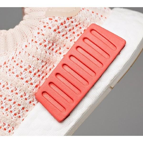 Neu Adidas NMD R1 STLT Primeknit Damen Rosa Laufschuhe Online Bestellen