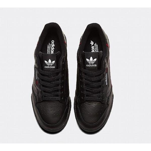 Neu Adidas Continental 80 Damen Schwarz Tennisschuhe Online Bestellen