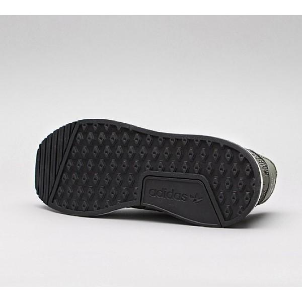 Günstig Adidas X PLR Herren Olive Laufschuhe Auslauf