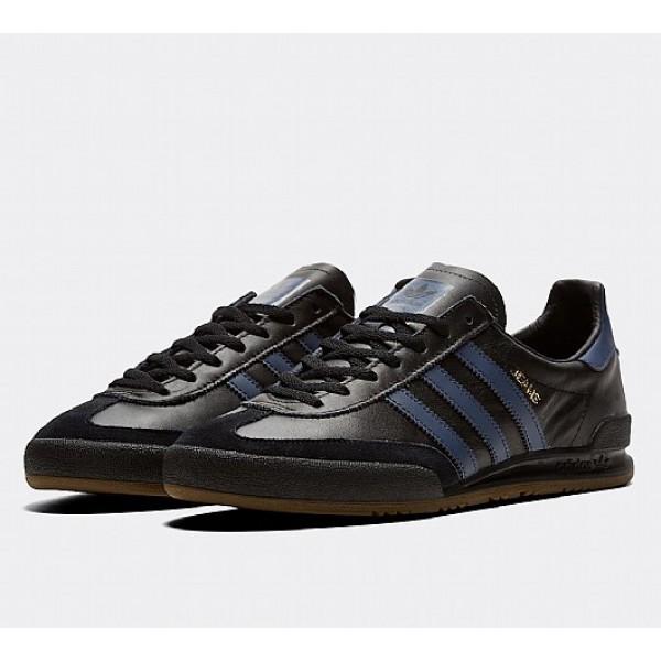 Billig Adidas Jeans Herren Schwarz Turnschuhe Verkauf