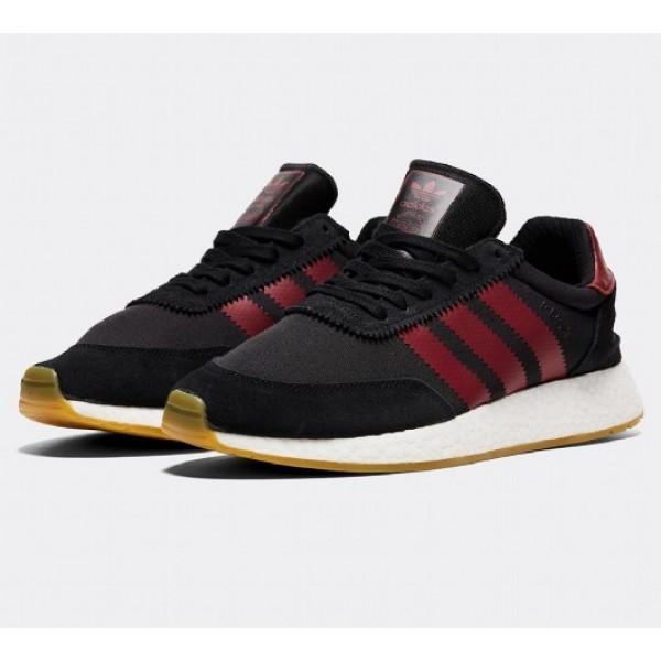 Billig Adidas I-5923 Boost Runner Herren Schwarz Laufschuhe Online Bestellen