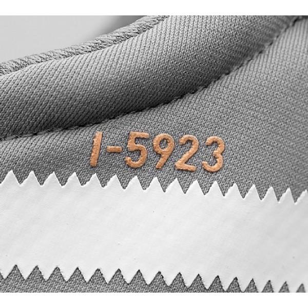 Billig Adidas I-5923 Boost Runner Herren Grau Laufschuhe Verkauf