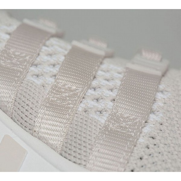 Billig Adidas EQT Support RF Primeknit Herren Grau Laufschuhe Auslauf