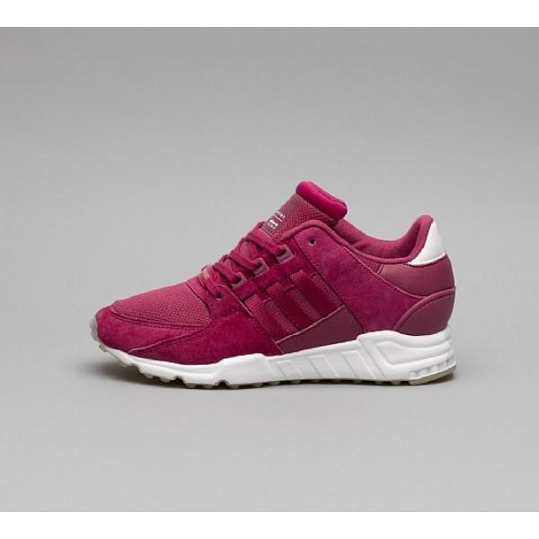 Billig Adidas EQT Support RF Damen Magenta Laufschuhe Auslauf