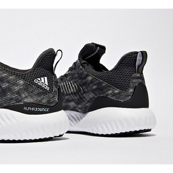 Günstig Adidas Alphabounce SD Herren Schwarz Laufschuhe Auf Verkauf