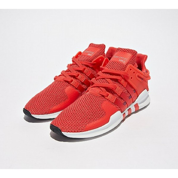 Günstig Adidas EQT Support ADV Herren Rot Laufschuhe Online