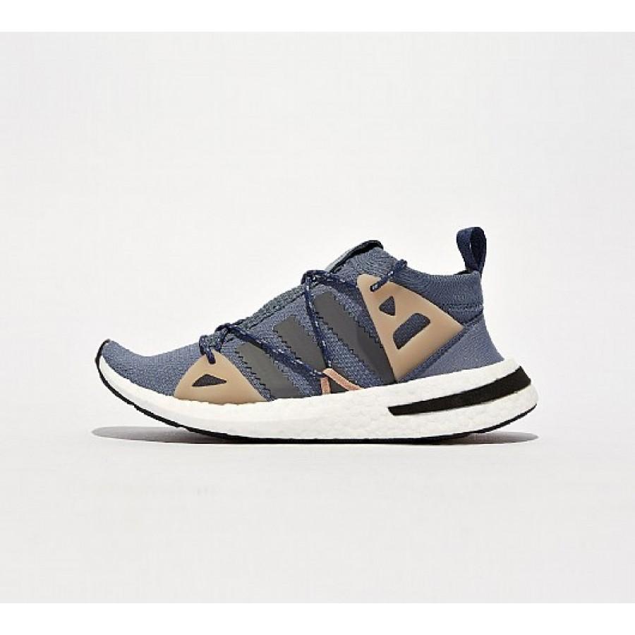 Adidas Arkyn Primeknit Damen Sneaker Lila Grau