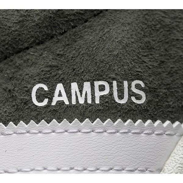 Billig Adidas Campus Herren Olive Turnschuhe Online Bestellen