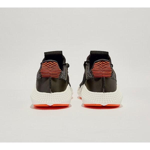 Neue Adidas Prophere Herren Schwarz Laufschuhe Auf Verkauf