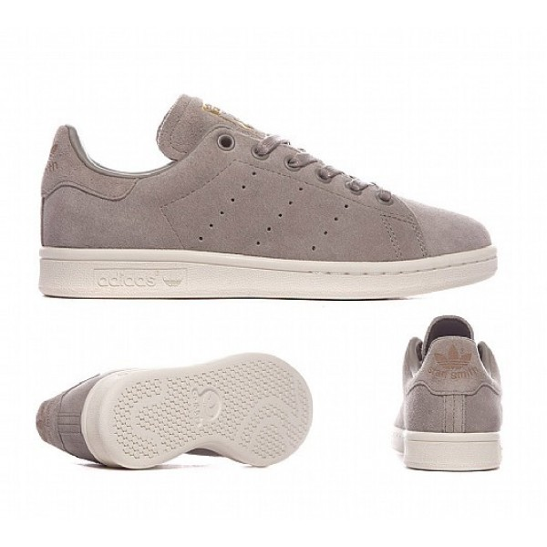 Billig Adidas Stan Smith Damen Khaki Tennisschuhe ...