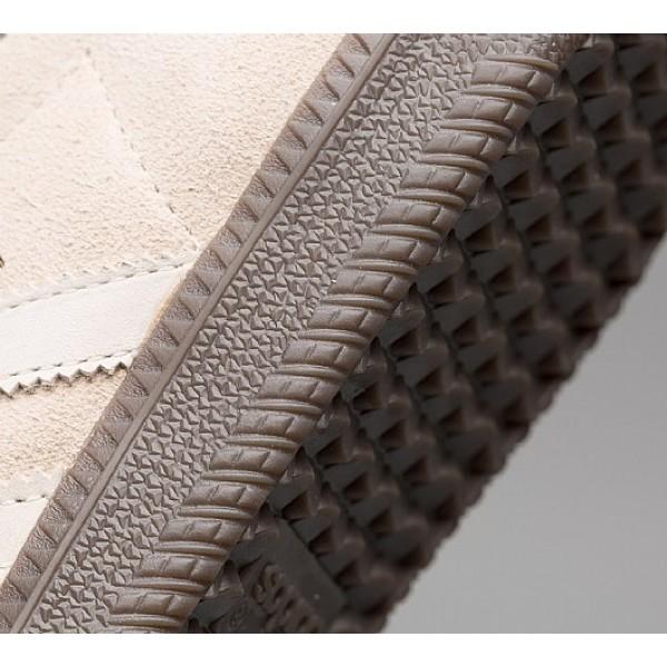 Billig Adidas Samba FB Herren Khaki Turnschuhe Online
