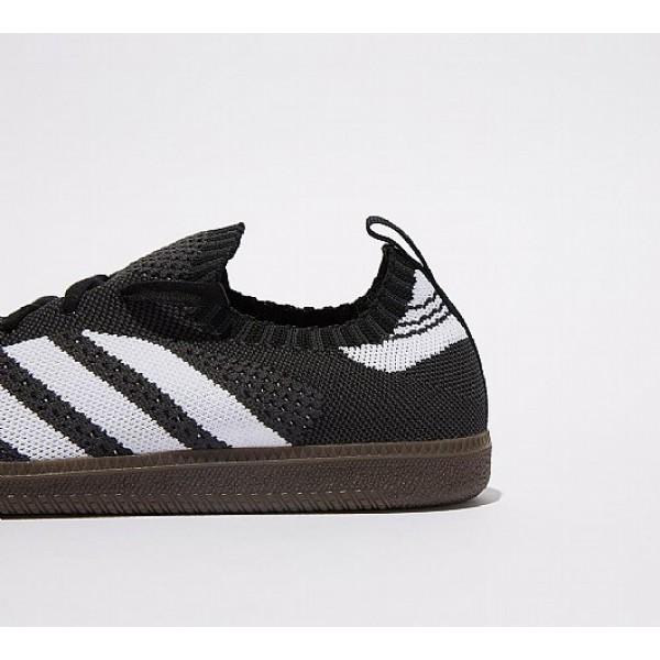 Billig Adidas Samba Sock Primeknit Herren Schwarz Turnschuhe Auf Verkauf