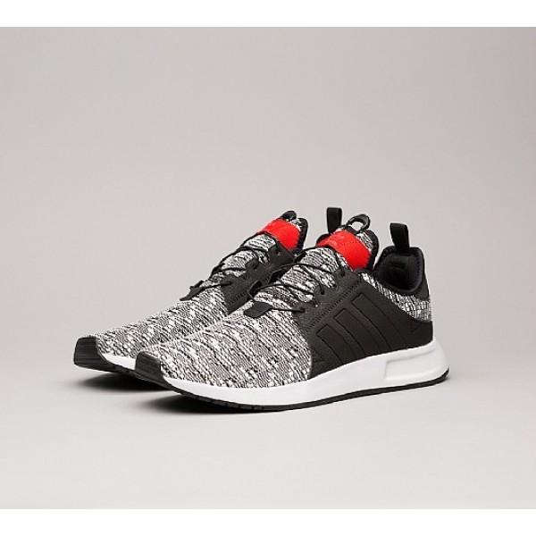 Billig Adidas X PLR Herren Schwarz Laufschuhe Auslauf