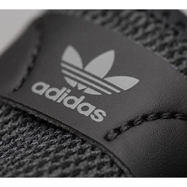 Billig Adidas X PLR Herren Schwarz Laufschuhe Auf Verkauf