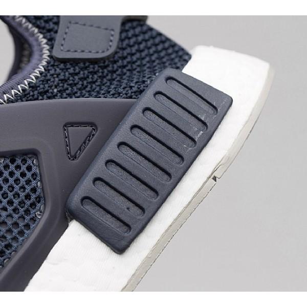 Billig Adidas NMD XR1 Damen Blau Sportschuhe Verkauf