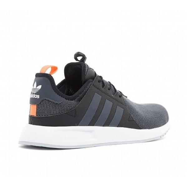 Neue Adidas X PLR Herren Schwarz Laufschuhe Verkauf
