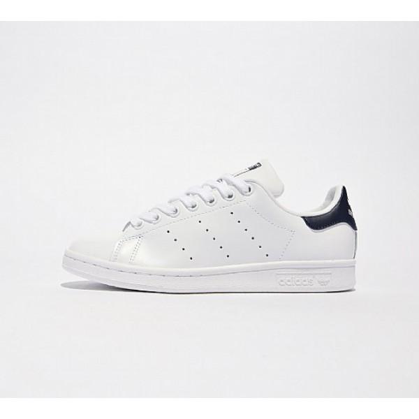 Stilvoll Adidas Stan Smith Damen Weiß Tennisschuh...