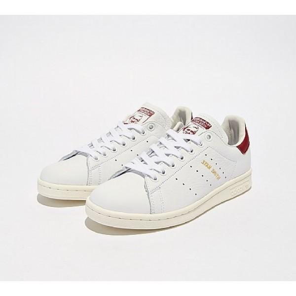 Stilvoll Adidas Stan Smith Damen Weiß Tennisschuhe Online Bestellen
