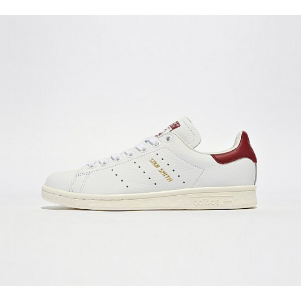 Stilvoll Adidas Stan Smith Damen Weiß Tennisschuh...