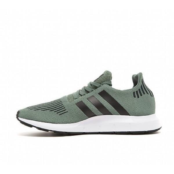 Stilvoll Adidas Swift Herren Grau Laufschuhe Auf Verkauf