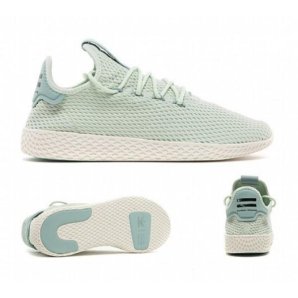 Neue Adidas Pharrell Williams Hu Herren Aqua Sport...