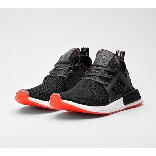 Neue Adidas NMD XR1 Herren Schwarz Laufschuhe Auslauf