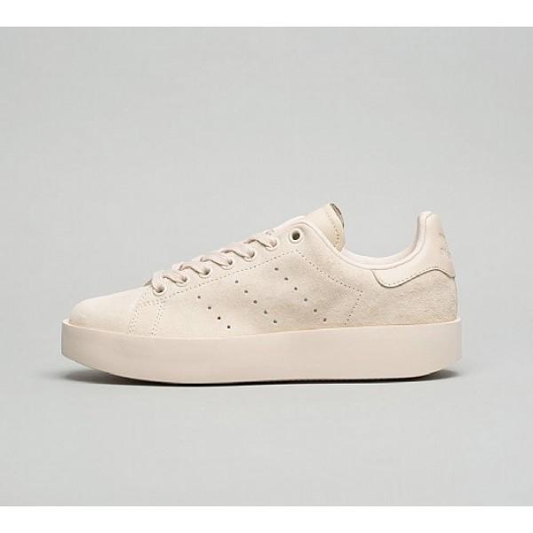 Neue Adidas Stan Smith Bold Damen Khaki Tennisschu...