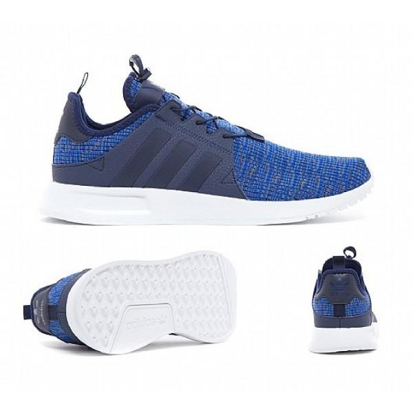 Stilvoll Adidas X PLR Herren Blau Laufschuhe Ausla...