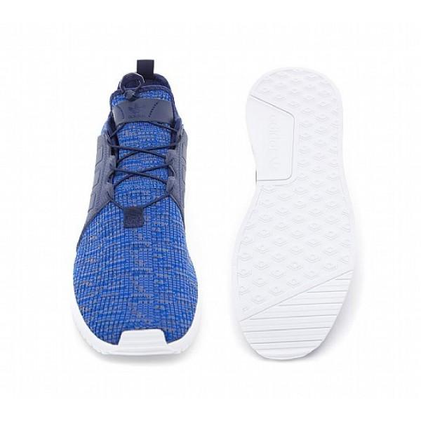 Stilvoll Adidas X PLR Herren Blau Laufschuhe Auslauf