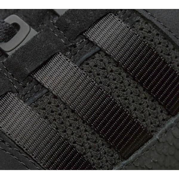 Neu Adidas EQT Support RF Herren Schwarz Laufschuhe Auslauf