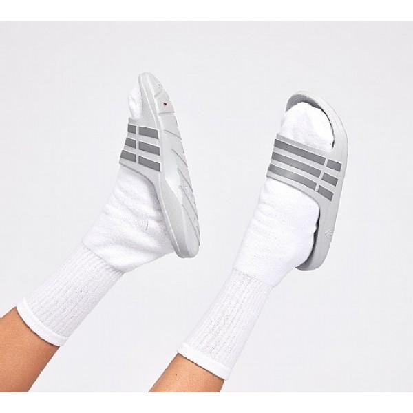 Neu Adidas Duramo Damen Grau Sandalen Auslauf