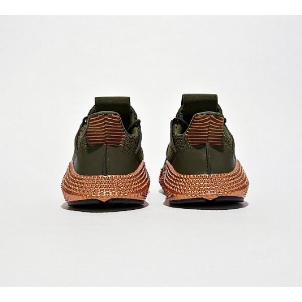 Neu Adidas Prophere Damen Grün Laufschuhe Outlet