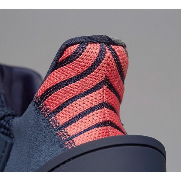 Stilvoll Adidas EQT Basketball ADV Herren Navy Sportschuhe Auf Verkauf