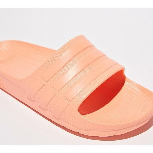 Stilvoll Adidas Duramo Damen Orange Sandalen Online