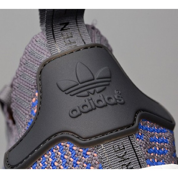 Stilvoll Adidas NMD R1 Damen Schwarz Sportschuhe Outlet