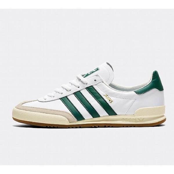 Stilvoll Adidas Jeans Herren Weiß Turnschuhe Auf ...