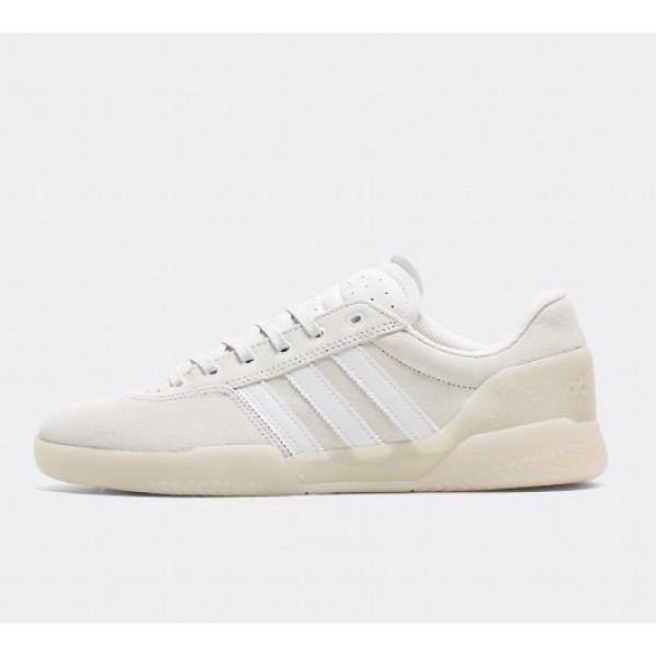 Stilvoll Adidas City Cup Herren Beige Skate Schuhe...