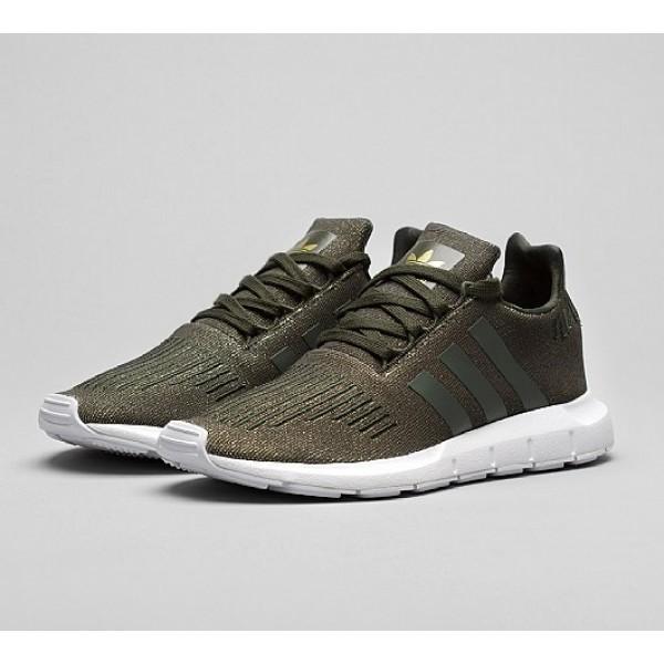 Neu Adidas Swift Run Damen Olive Laufschuhe Online Bestellen