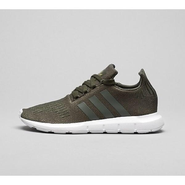 Neu Adidas Swift Run Damen Olive Laufschuhe Online...
