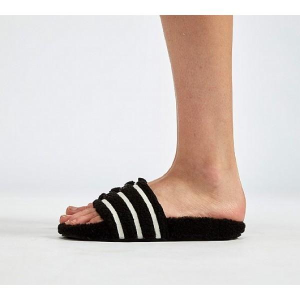 Neue Adidas Adilette Fur Damen Schwarz Sandalen Online Bestellen