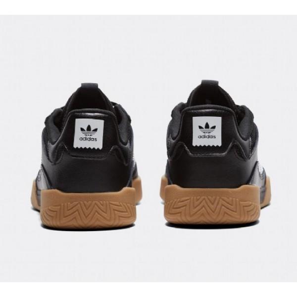 Neu Adidas VRX Low Herren Schwarz Skate Schuhe Online Bestellen